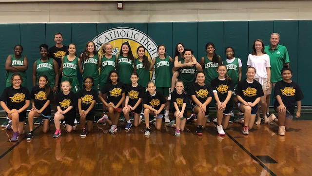 Girls Basketball July Fundamentals Camp