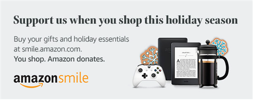 Support CHS When You Shop Amazon!